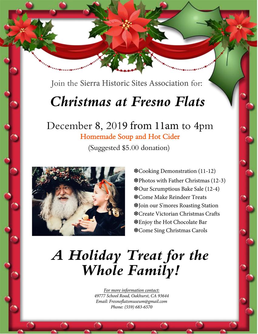 Fresno Flats Christmas 2019